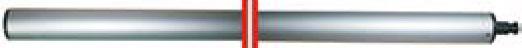 Gruppo Tubo Posteriore 205-Paper Feed Spool 205