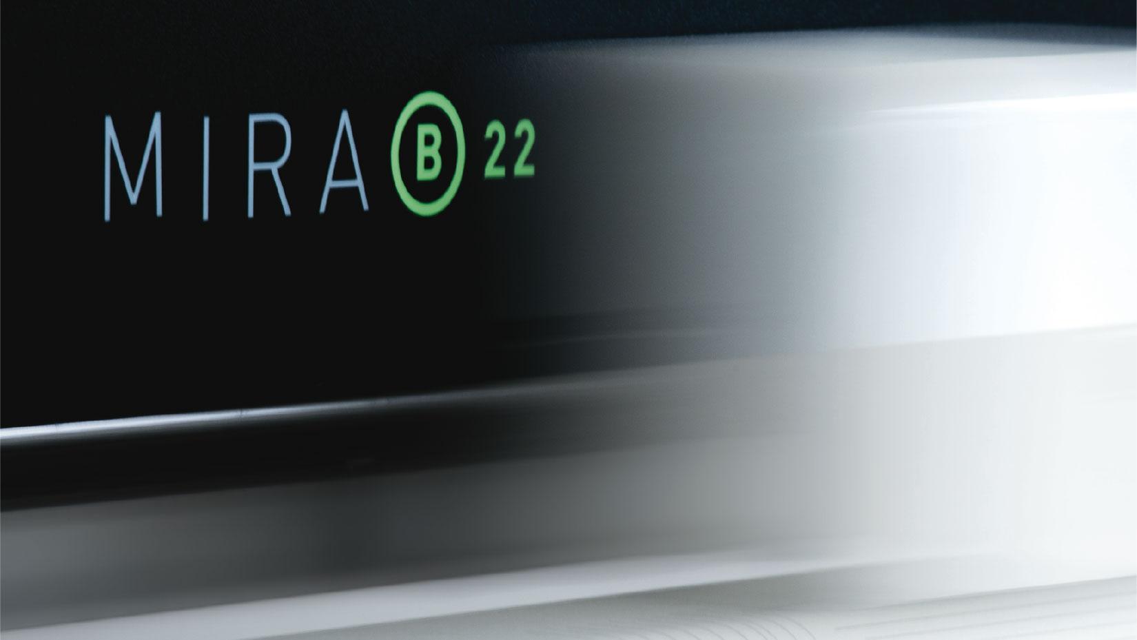 MIRA Basic является частью новой модернизированной продуктовой линейки, запущенной в 2012 году
