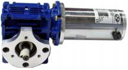 Gruppo Riduzione Anteriore — Paper take-up motor