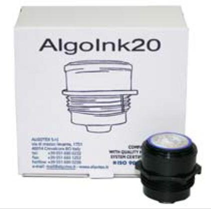 Cartuccia Inchiostro Algotex (confezione pz.4) prezzo a cartuccia — Ink cartridge Stream-Smart (box of 4 units) Price for one cartridge